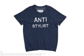 Anti Stylist Short Sleeve Crew by Geek
