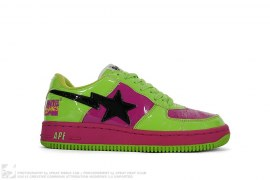 Incredible Hulk Bapesta by A Bathing Ape x Marvel