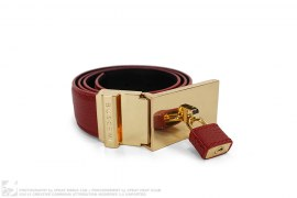100mm Belt by Buscemi