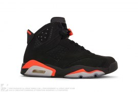 Jordan Retro 6 Infrared by Nike