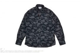3M Reflection Camo Button-Up by A Bathing Ape