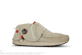 FTB Moccasin Leather Sneakers by visvim