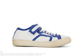 Perforated Low Top Sneakers by Pierre Hardy