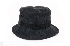 Wool Blend Bucket Hat by 7Union