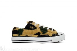 1st Camo Yellow Boa Apesta Low by A Bathing Ape