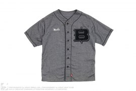 Mel's Baseball Jersey by Bounty Hunter