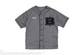 Mel's Baseball Jersey by Bounty Hunter