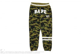 1st  Camo 93 Border Sweatpants by A Bathing Ape