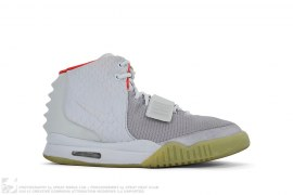 Air Yeezy 2 Platinum by Nike x Kanye West