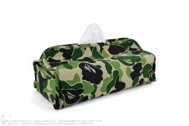 ABC Camo Tissue Box Cover by A Bathing Ape