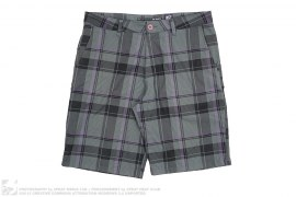 Plaid Shorts by Quicksilver
