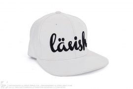 Lavish Leather Snapback by Lavish