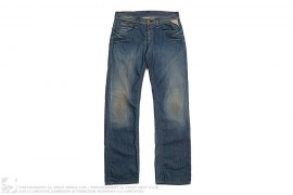 Wide Leg Denim by Replay