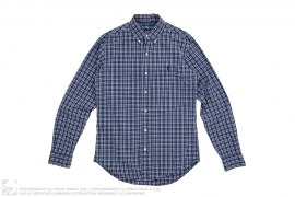 Long Sleeve Plaid Button-Up by Ralph Lauren
