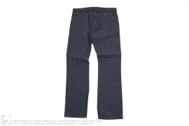 Straight Leg Denim Jeans by Crate