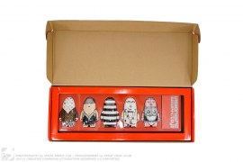 Visionare Issue 44 Toy Set Red Box by Kid Robot