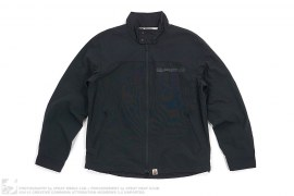 Nylon Work Jacket by A Bathing Ape