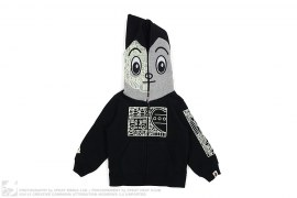 Dissected Astro Boy Glow In The Dark Hoodie by A Bathing Ape x Astro Boy
