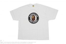 Classic Busy Works Circle Tee by A Bathing Ape