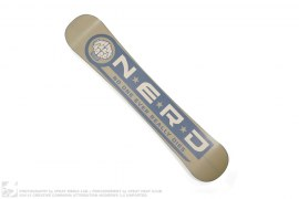 No One Ever Really Dies Promo Snowboard by NERD x Five Axis