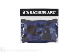 Color Camo Face Mask by A Bathing Ape