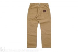 Duck Canvas Heavy Cotton Pants by BBC/Ice Cream