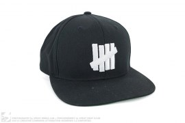 Logo Snapback by Undefeated