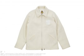 Teriyaki Boyz Wool Chore Jacket by A Bathing Ape