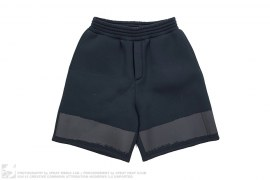 Neoprene Shorts by Krisvanassche