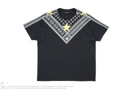 mens tee Keffiyeh Tee by Givenchy