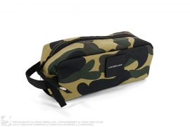 1st Camo Travel Pencil Case Pouch by A Bathing Ape