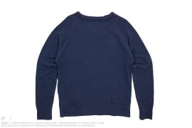 Side Pocket Crewneck by Nanamica