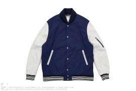 Bayhead Cloth 65/35 Varsity Jacket by Nanamica