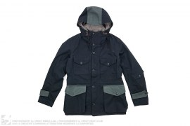Gore-Tex Ripstop Raider Jacket by Nanamica