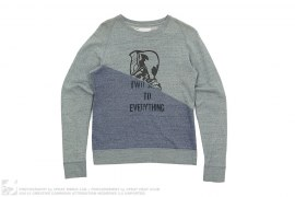 Ursus Two Sides To Everything Crewneck by A Bathing Ape
