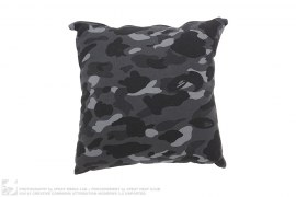 Color Camo Sweat Square Pillow Sofa Cushion by A Bathing Ape