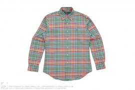 L/S Plaid Shirt by Polo Ralph Lauren