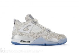Air Jordan 4 Retro Laser 30th Anniversary by Jordan