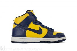 Dunk High Michigans by Nike