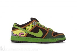 "Dunk Low PRM DLS SB QS ""De La Soul"" by NikeSB"