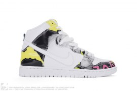 Dunk High Premium De La Soul SB QS by NikeSB