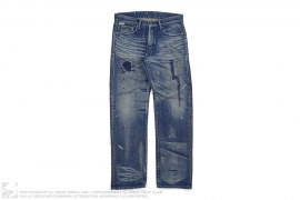 Savage Level 4 Distressed Jeans by Neighborhood
