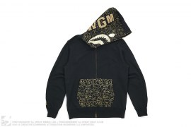 NW23 Gold Camo Shark by A Bathing Ape