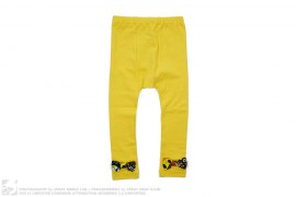 Leggings With Milo All Animals Bows by A Bathing Ape