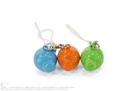 Milo Device Ornament Bells Set Of 3 by A Bathing Ape
