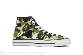 Snoopy ABC Camo Apesta Chucks by A Bathing Ape x Peanuts