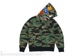 Ultimate Tiger Camo Shark by A Bathing Ape