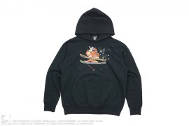 Ski Graphic Pullover Hoodie by BBC/Ice Cream