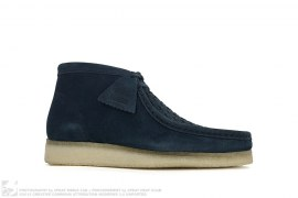 Suede Wallabee Boot by Supreme x Clarks