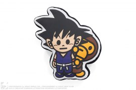 Goku Milo Cushion by A Bathing Ape x Dragonball